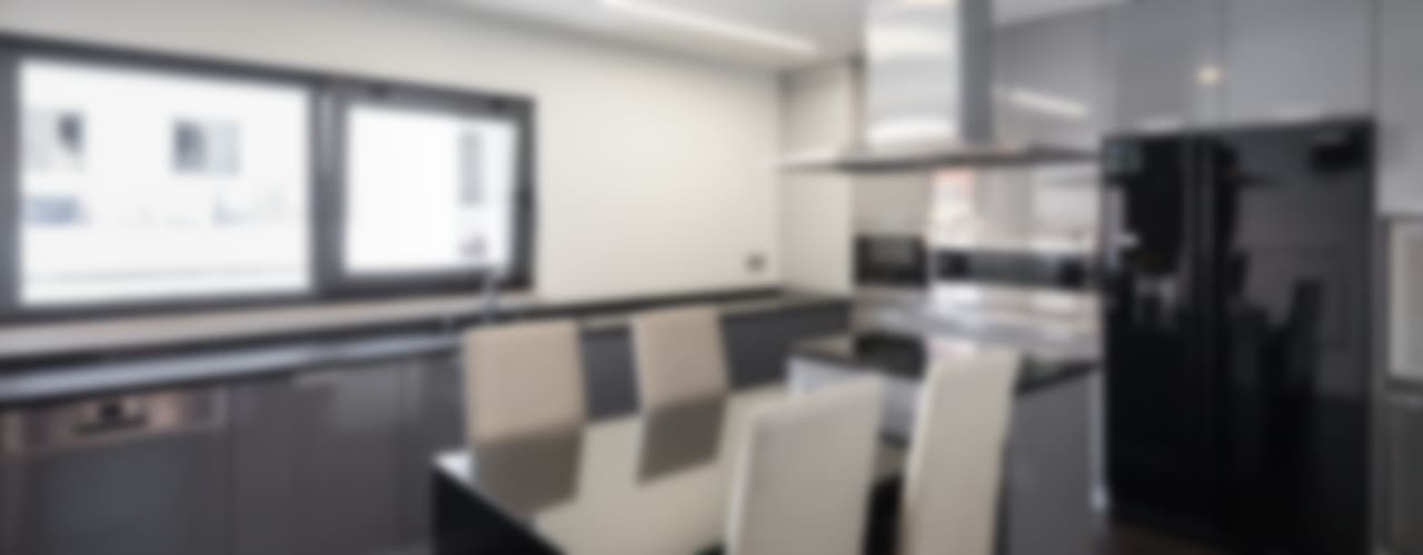 Cocinas de estilo moderno de JPS Atelier - Arquitectura, Design e Engenharia Moderno