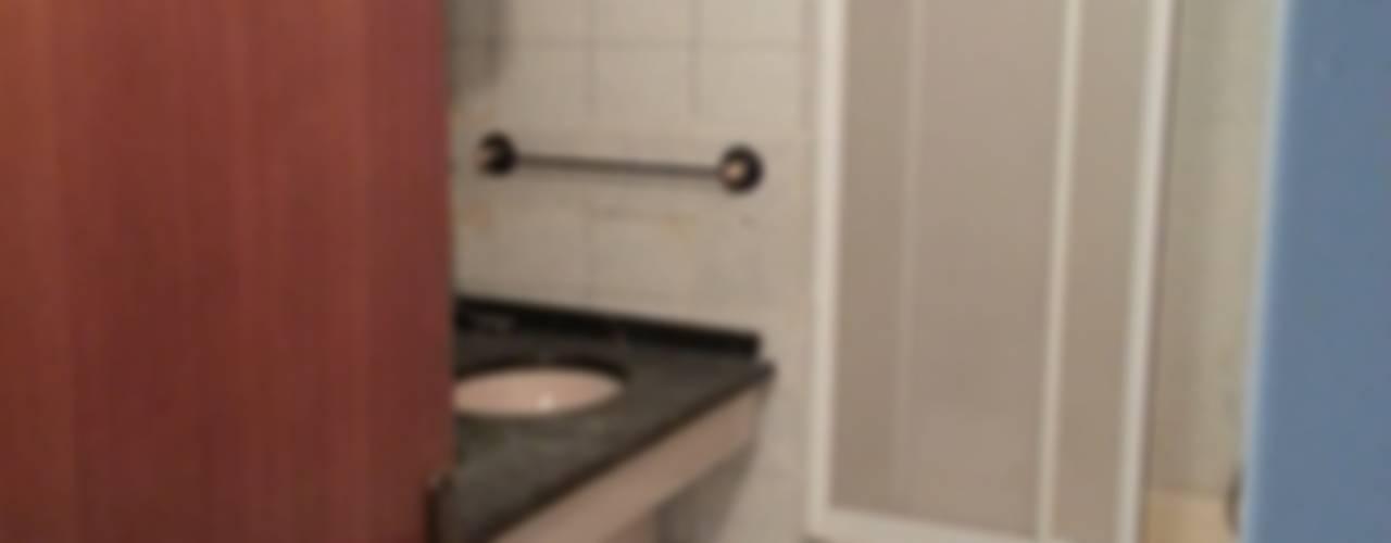 Elvan Kent Nergül Hanım Modern Banyo Blue Home Modern