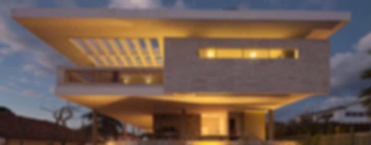Residência JPGN Casas modernas por MGS - Macedo, Gomes & Sobreira Moderno