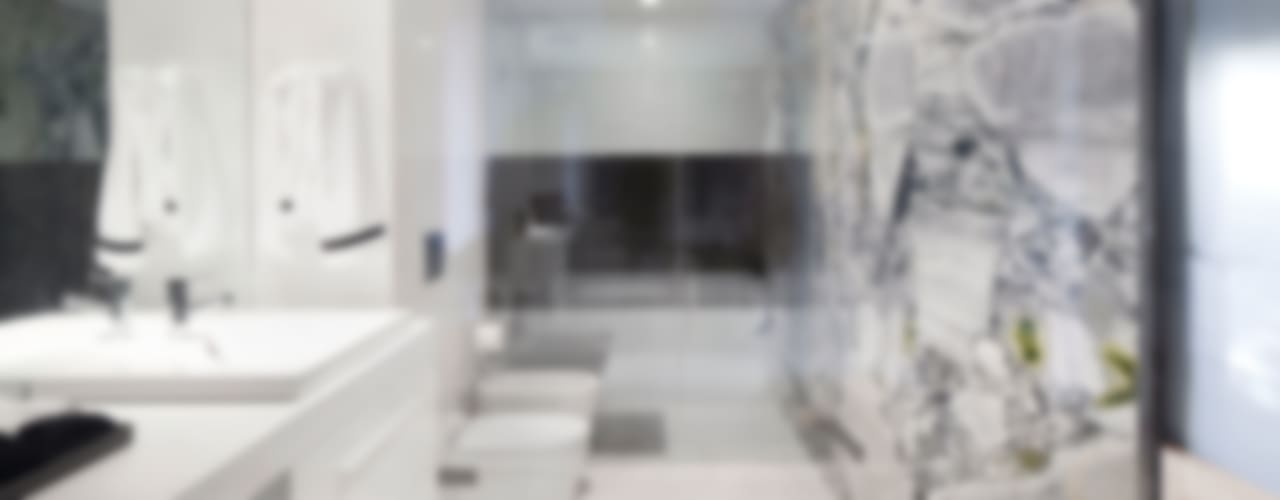 Salle de bain minimaliste par GAVINHO Architecture & Interiors Minimaliste