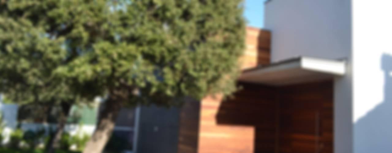 Vivienda Unifamiliar en Rubí Casas de estilo moderno de SRS Arquitectura y Urbanismo SLP Moderno