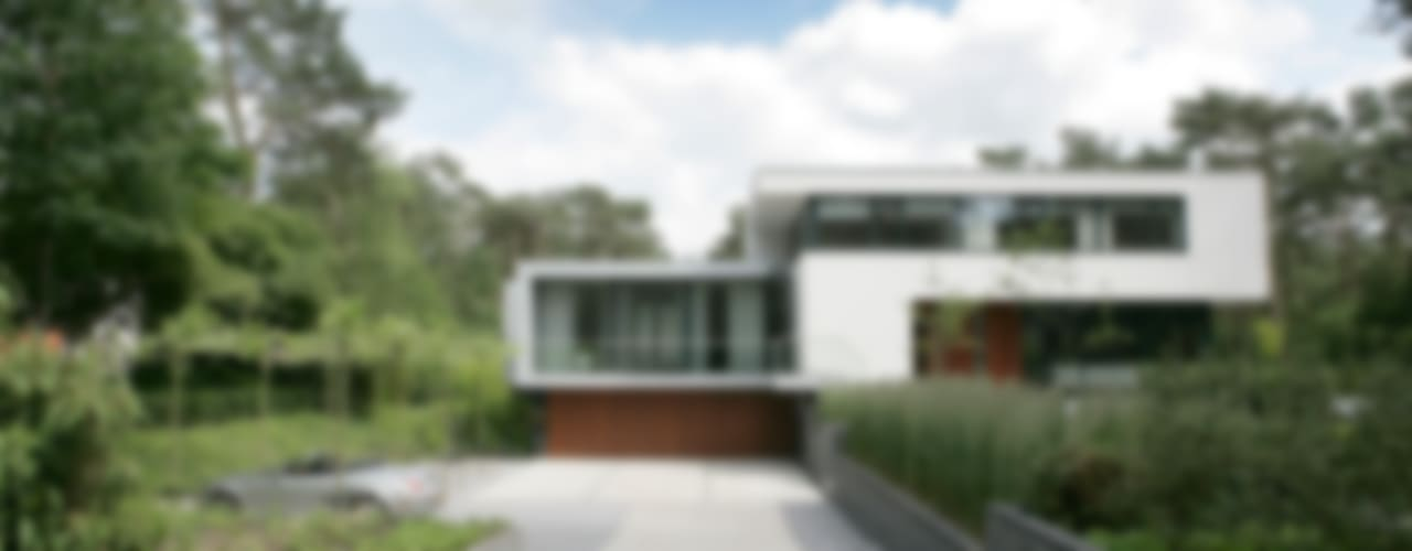Houses by Maas Architecten,