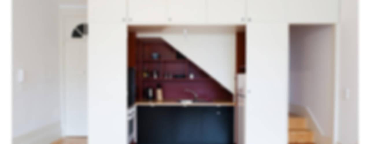 Casa do Pinheiro Cozinhas modernas por BAAU - Bernardo Amaral Arquitectura+Urbanismo Moderno