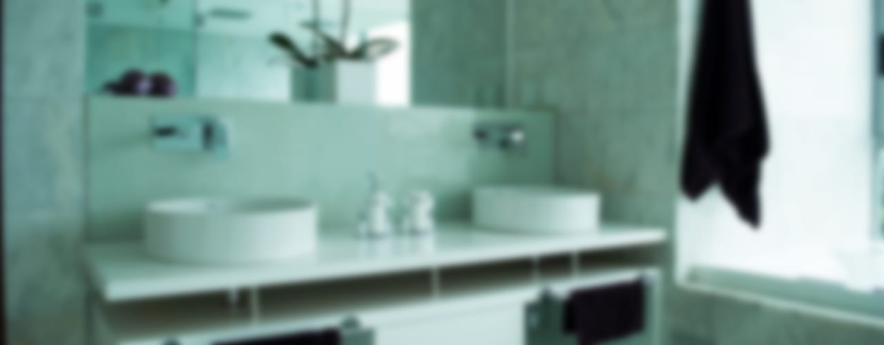 PH Altozano Baños de estilo moderno de VODO Arquitectos Moderno