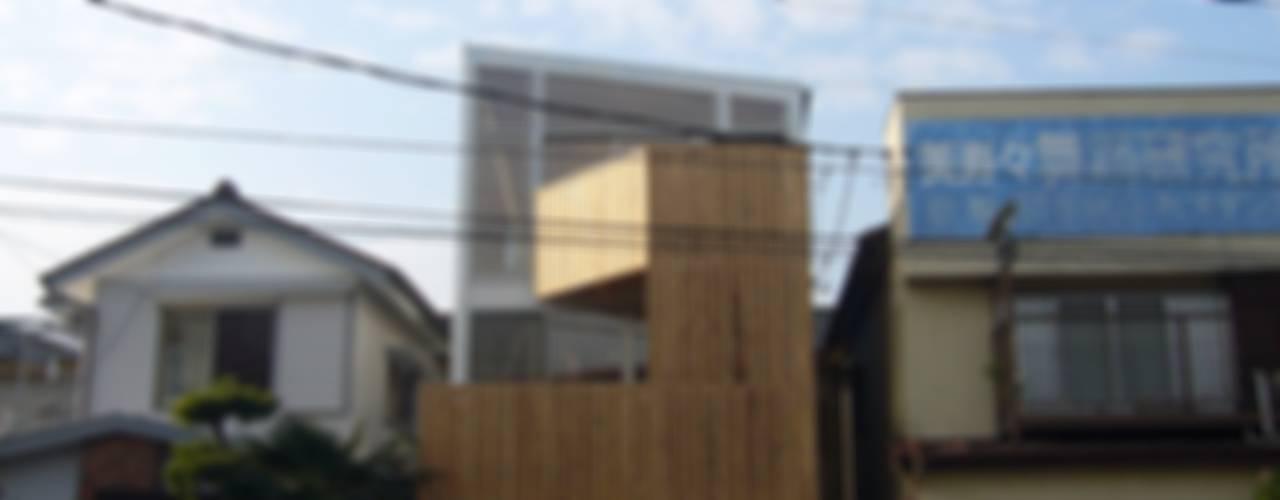 小形徹*小形祐美子 プラス プロスペクトコッテージ 一級建築士事務所 모던스타일 주택 우드 우드 그레인