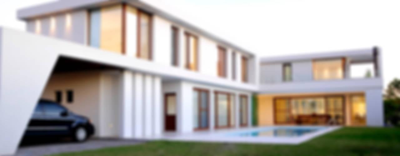 โดย Ramirez Arquitectura โมเดิร์น