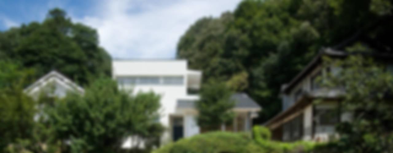 やまの根っこの家: 優人舎一級建築士事務所が手掛けた家です。,オリジナル