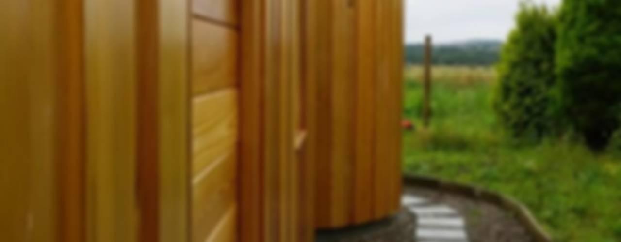 Дома в . Автор – Architects Scotland Ltd, Модерн