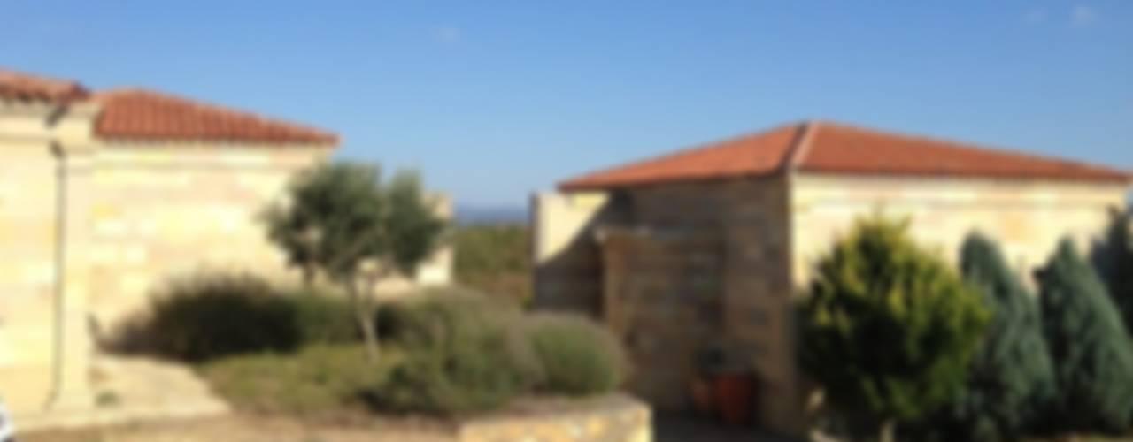 DAFNI MİMARLIK – T2 Evi:  tarz Evler