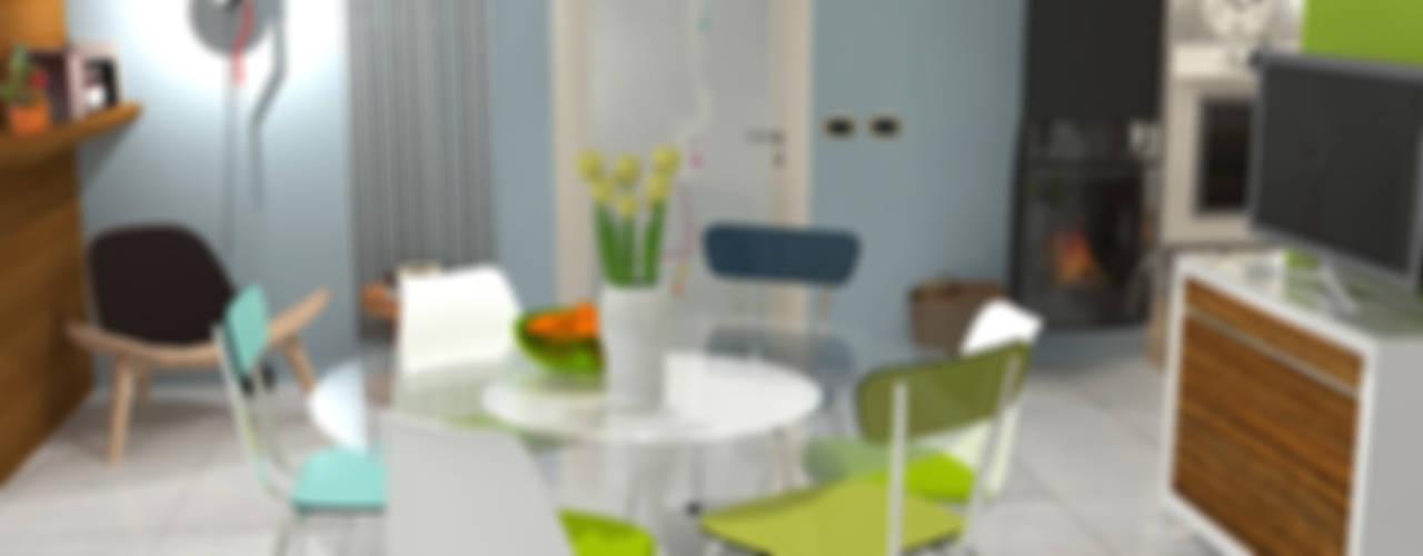 Cucine: Cucina in stile  di 3d Casa Design
