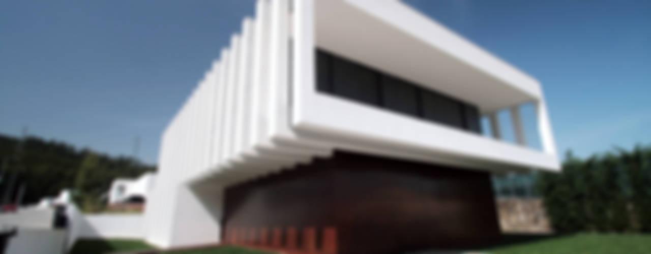 Casas modernas por TRAMA arquitetos Moderno