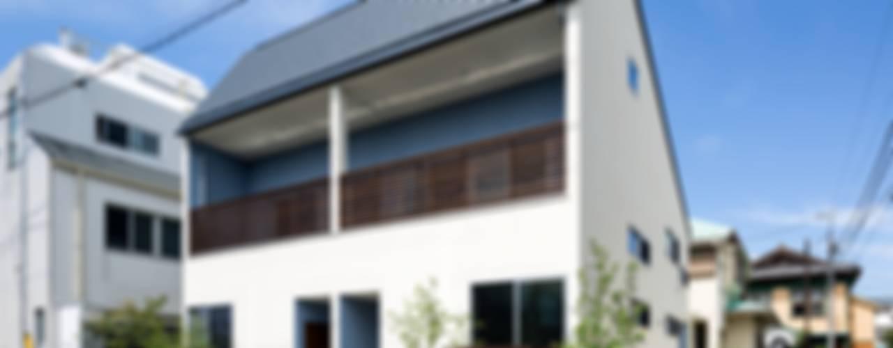 Riganto: Unico design一級建築士事務所が手掛けた家です。,オリジナル
