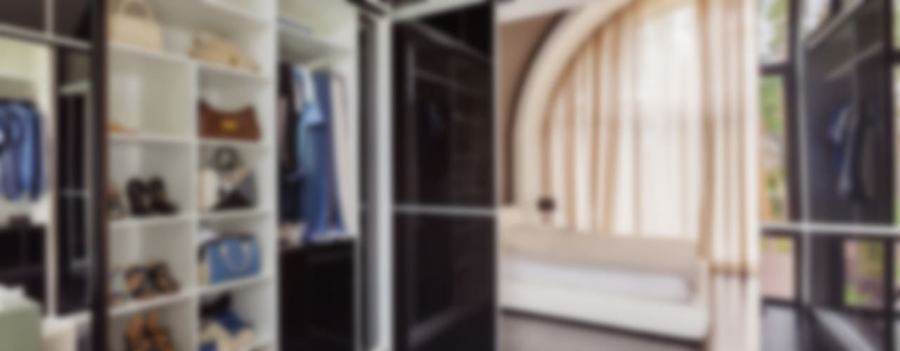 Плюты Гардеробная в стиле модерн от U-Style design studio Модерн