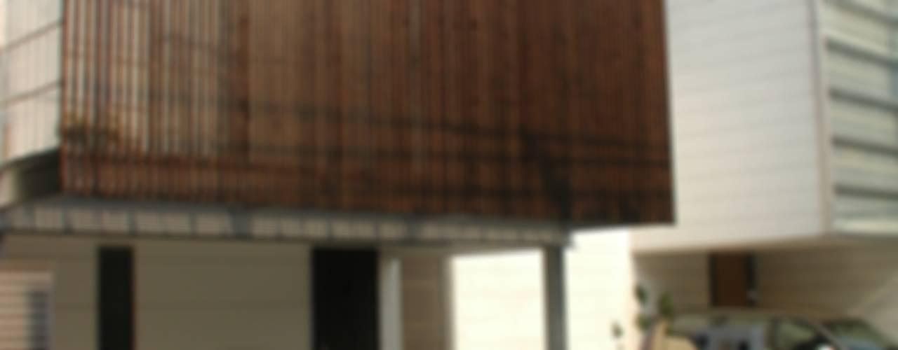 北品川の家 オリジナルな 家 の Unico design一級建築士事務所 オリジナル