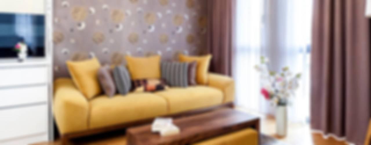 Modern living room by .NESS Reklam ve Fotoğrafçılık Modern