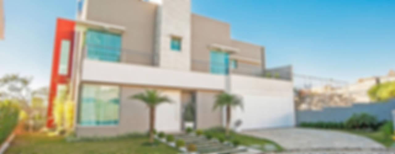 Modern houses by Patrícia Azoni Arquitetura + Arte & Design Modern