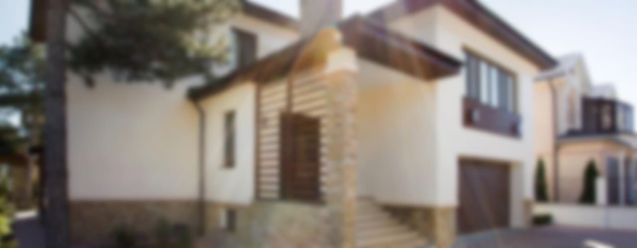 Casas de estilo  por kvartalstudio