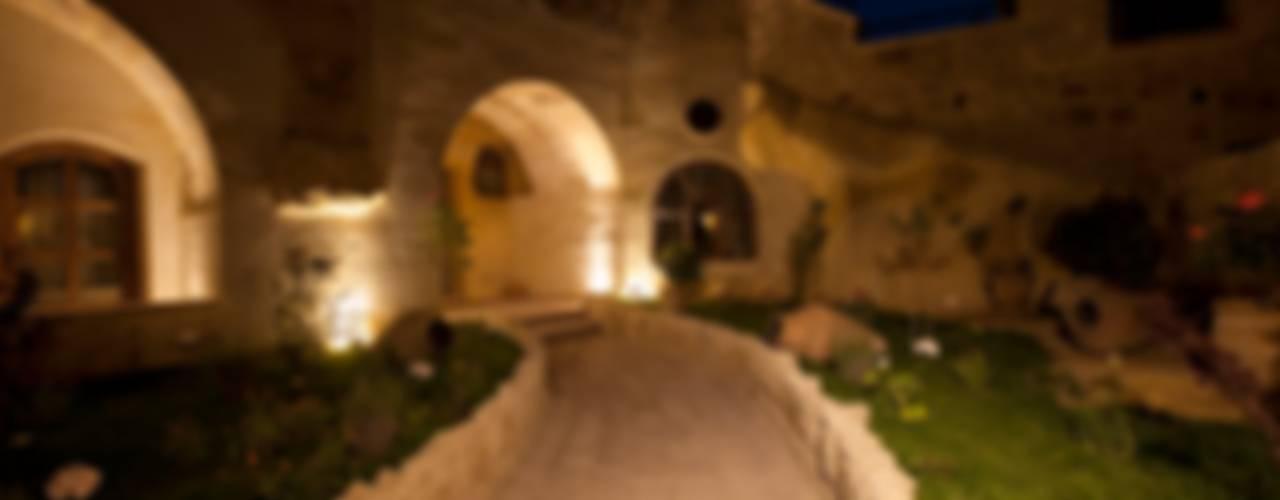 Kayakapi Premium Caves - Cappadocia – Muhittin Toker evi Öncesi ve Sonrası:  tarz Teras