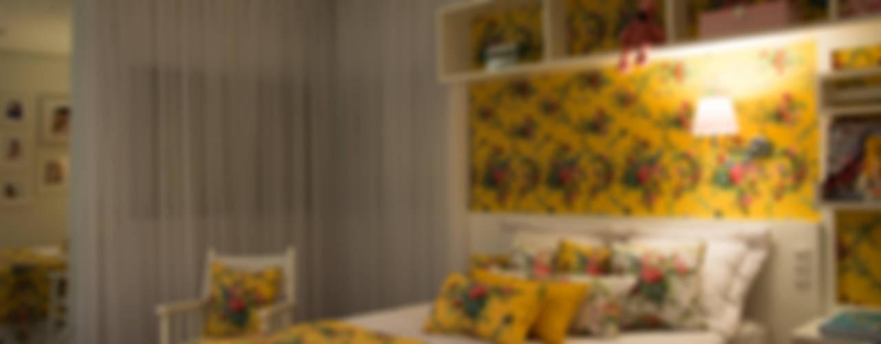 Wiejska sypialnia od ARQ Ana Lore Burliga Miranda Wiejski