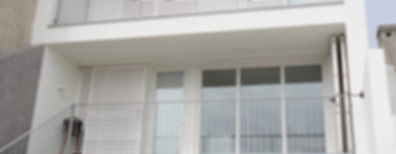 Eclectische huizen van GAAPE - ARQUITECTURA, PLANEAMENTO E ENGENHARIA, LDA Eclectisch
