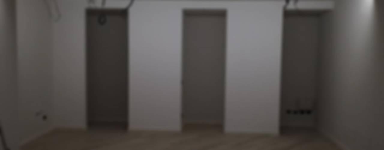 Modern living room by LTAB/LAB STUDIO Modern