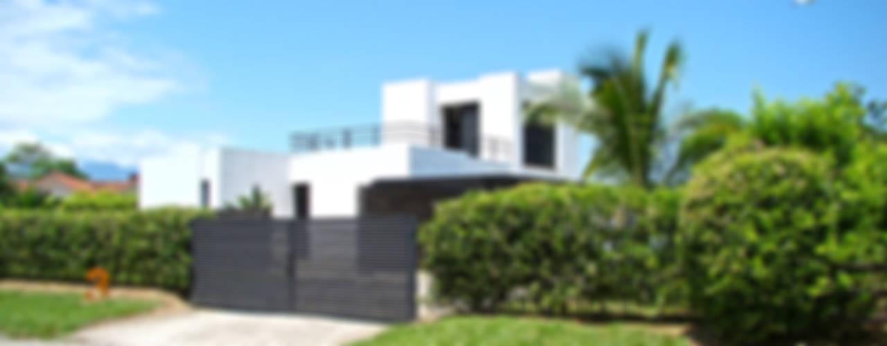 Casa Caracoli Casas de estilo mediterráneo de David Macias Arquitectura & Urbanismo Mediterráneo