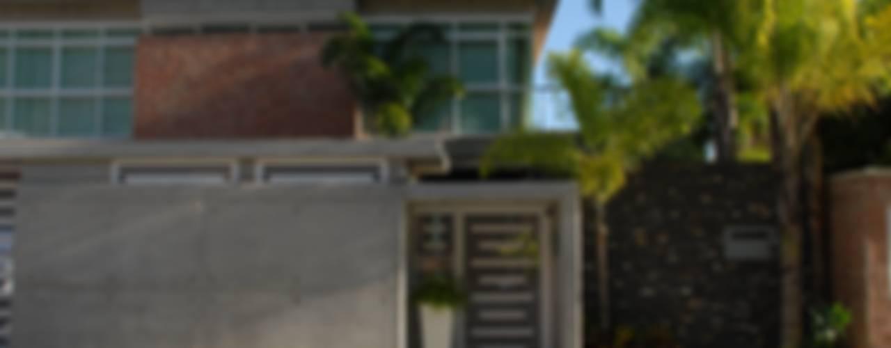 Casas minimalistas de FergoStudio Minimalista