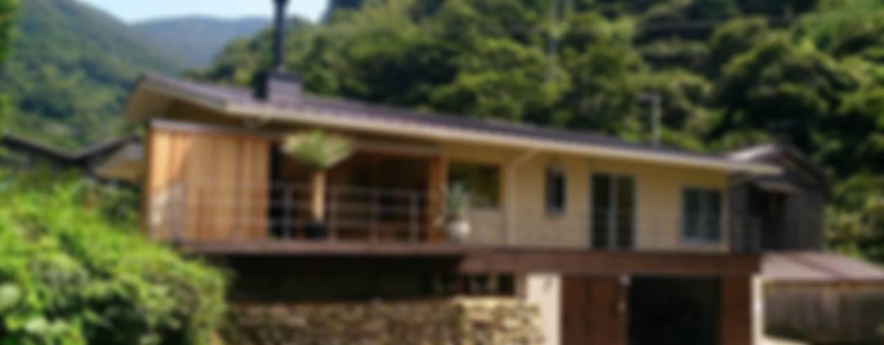 双海町の家: Y.Architectural Designが手掛けたスカンジナビアです。,北欧