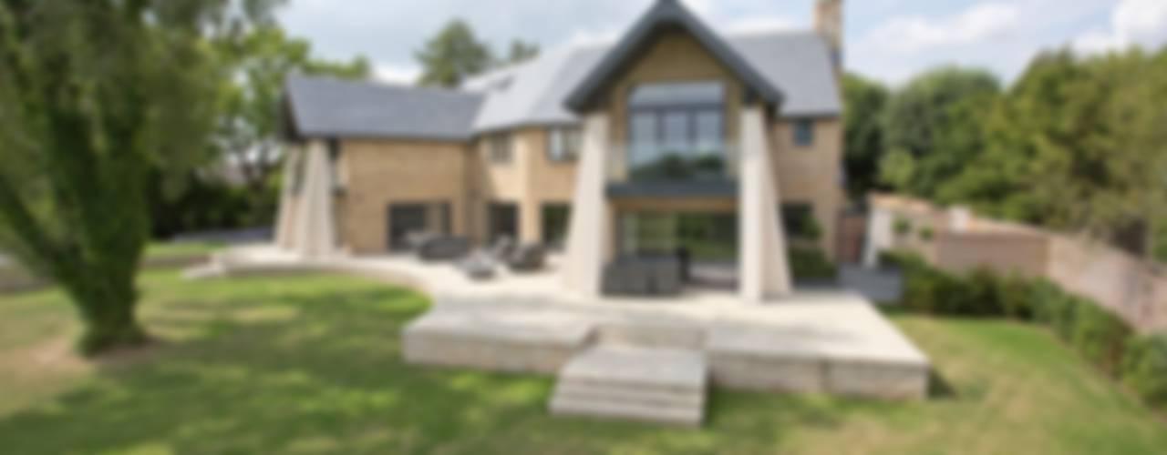 Residential Development, West Yorkshire Casas ecléticas por Wildblood Macdonald Eclético
