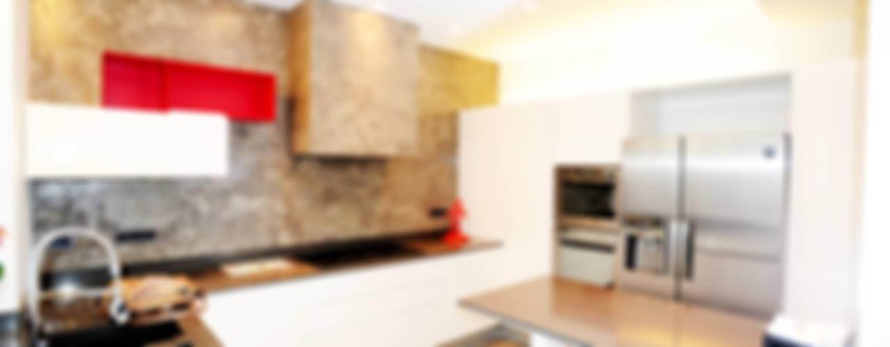 RESIDENZA PRIVATA | Torino | 2013 Cucina moderna di studio AGILE Moderno