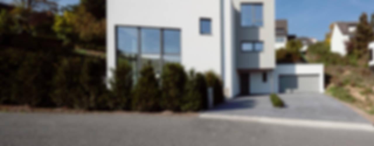 Smart Home 2KR Moderne Häuser von in_design architektur Modern