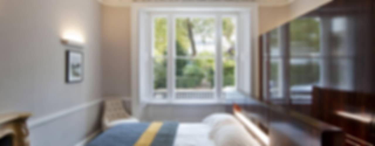 Ennismore Gardens, Knightsbridge ÜberRaum Architects Modern style bedroom