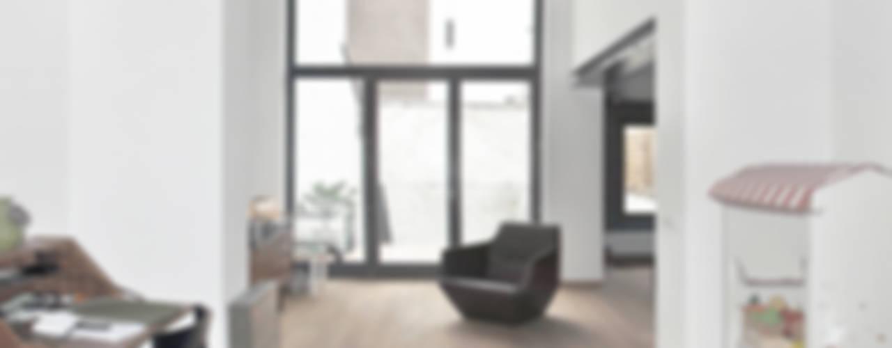 rénovation maison RR Salle à manger minimaliste par planomatic Minimaliste