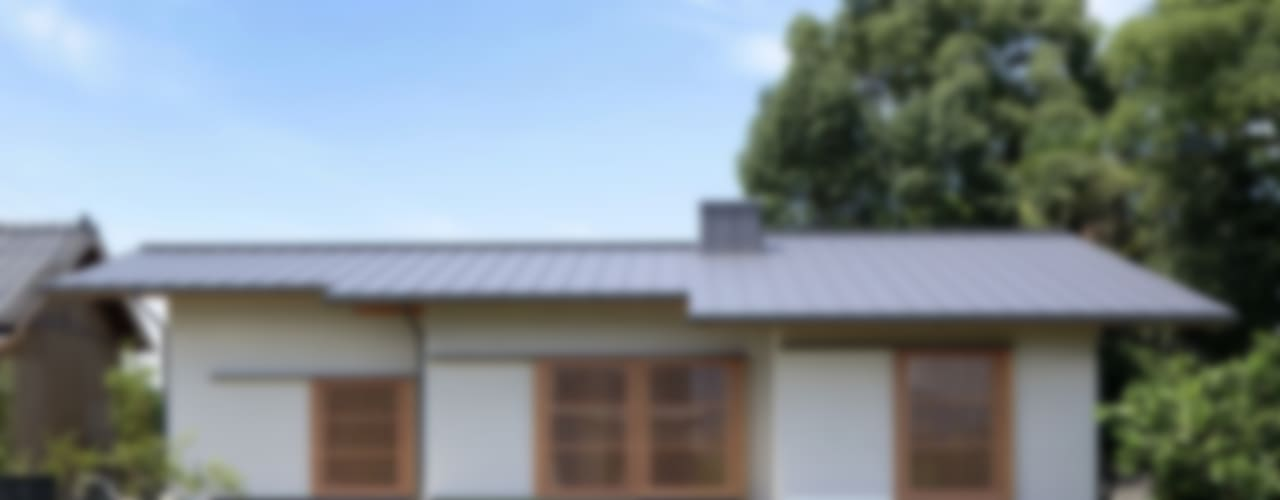 스칸디나비아 주택 by 山道勉建築 북유럽