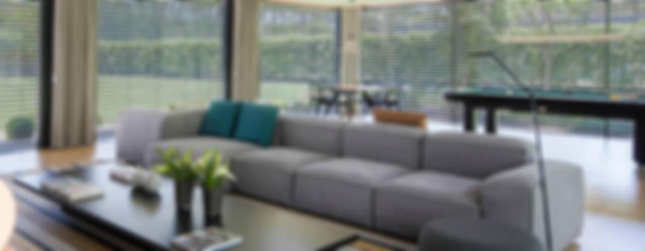 Salas de estilo  por INAIN Interior Design , Moderno