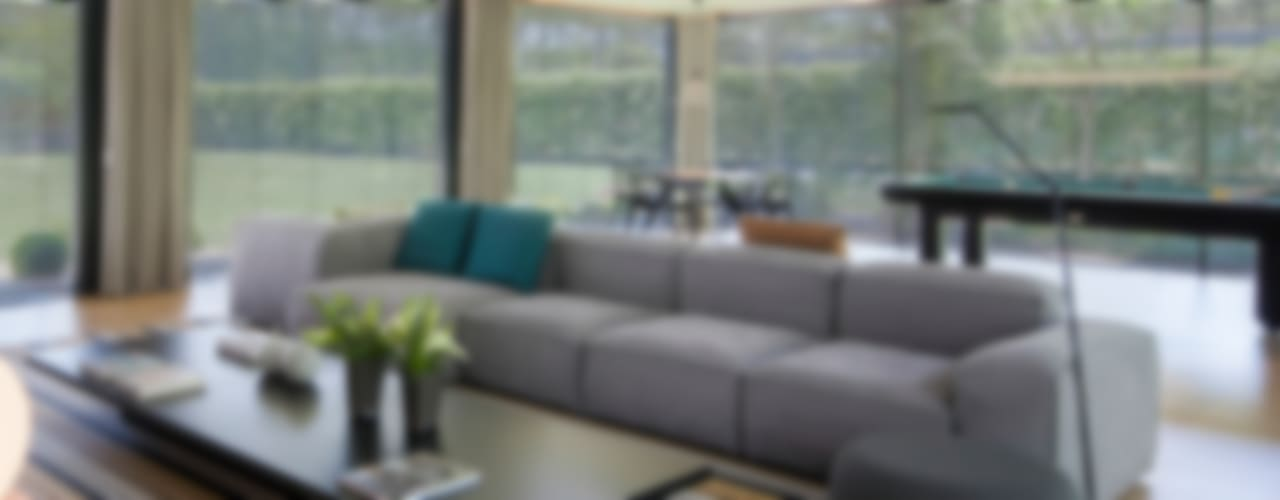Modern living room by INAIN Interior Design Modern