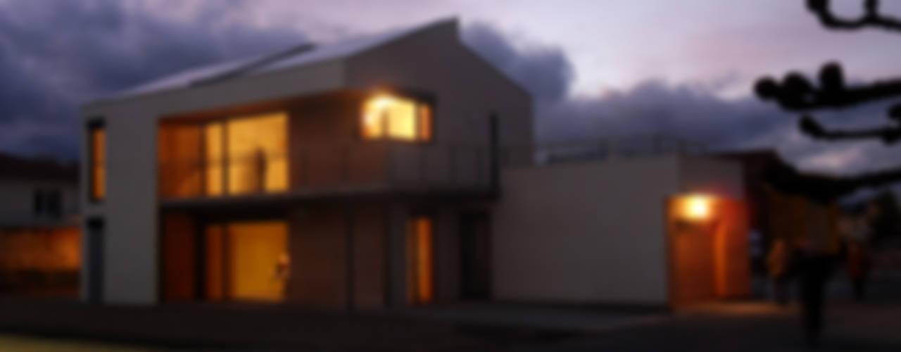 Maison des aînés archipente Maisons modernes
