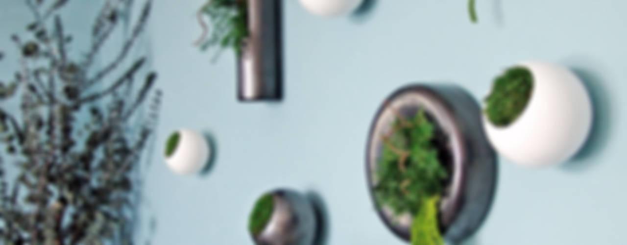 Adventive Interior landscaping Natural Fibre Green