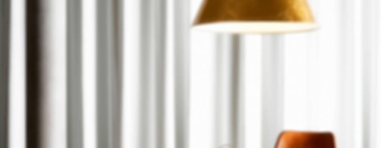 Projekty,  Jadalnia zaprojektowane przez Griscan diseño iluminación