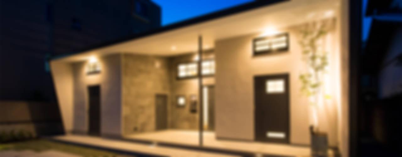 Chigusa Atelier-house モダンな 家 の Sakurayama-Architect-Design モダン