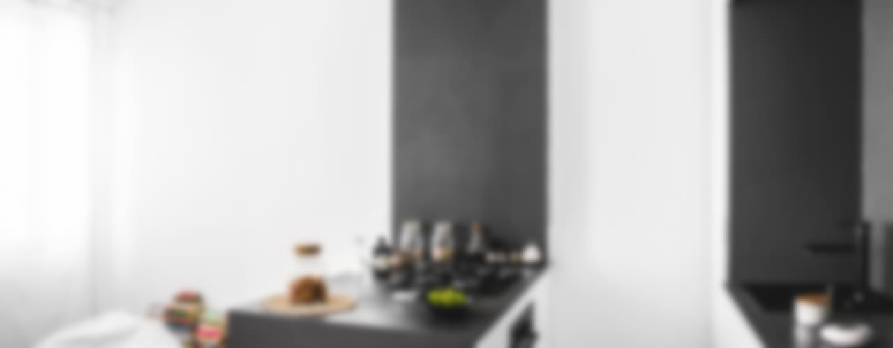 Casa Giano Cucina moderna di MIROarchitetti Moderno