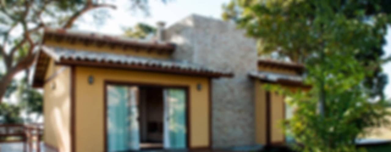 Casas de estilo  por L2 Arquitetura , Rural