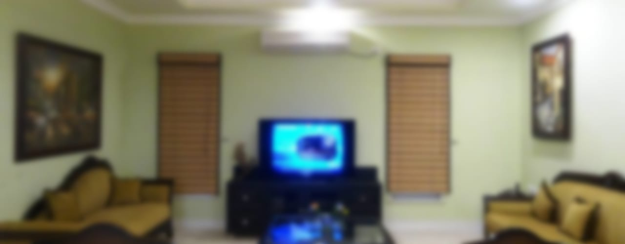 Victorian interiors. Modern living room by Freelance Designer Modern