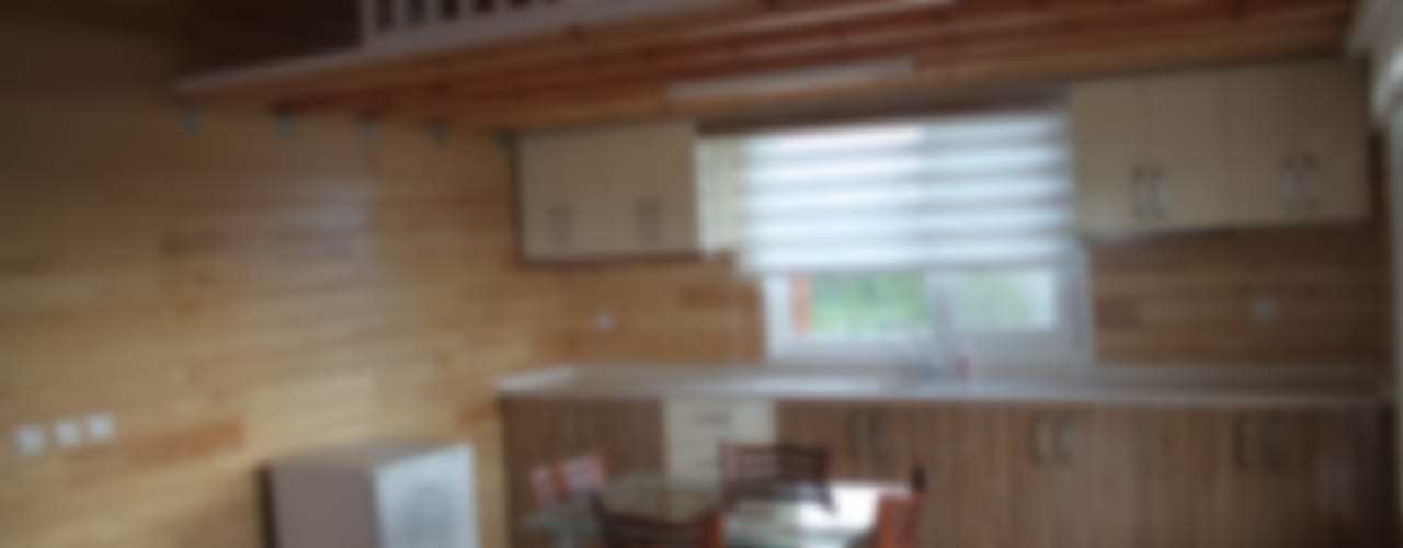 Kitchen by Kuloğlu Orman Ürünleri