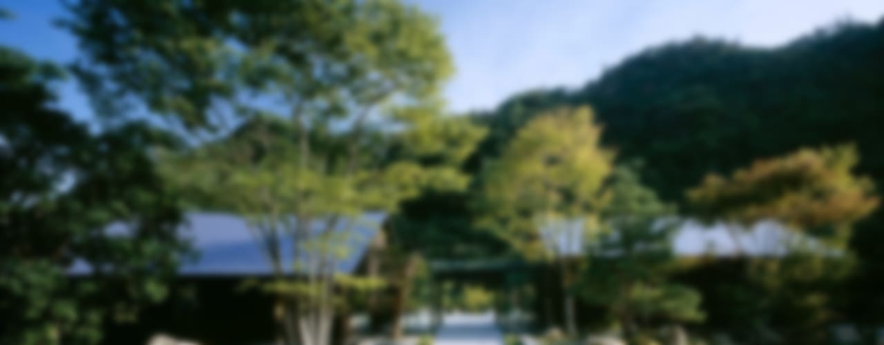 芦屋川むら玄 日本家屋・アジアの家 の 株式会社 小林恒建築研究所 和風