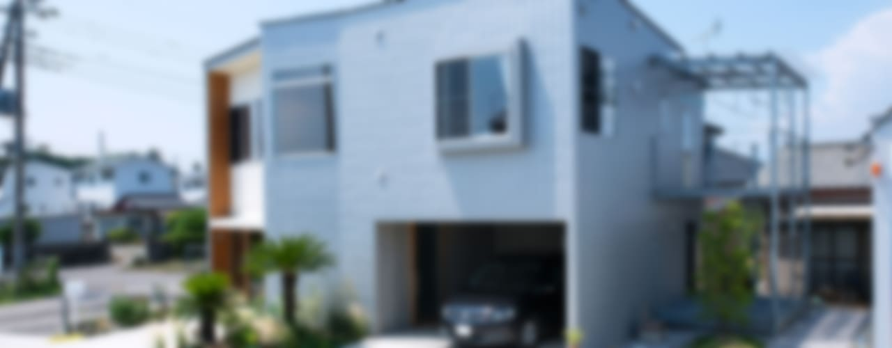 HOUSE  S: アーキライン一級建築士事務所が手掛けた家です。,モダン