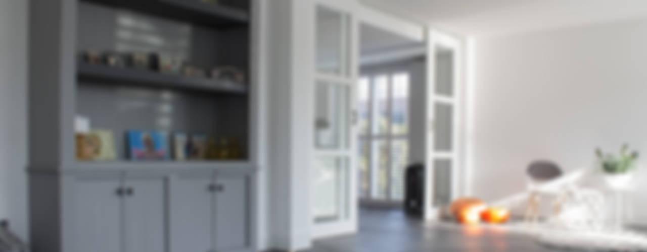 Motion Gietvloeren Living room Grey