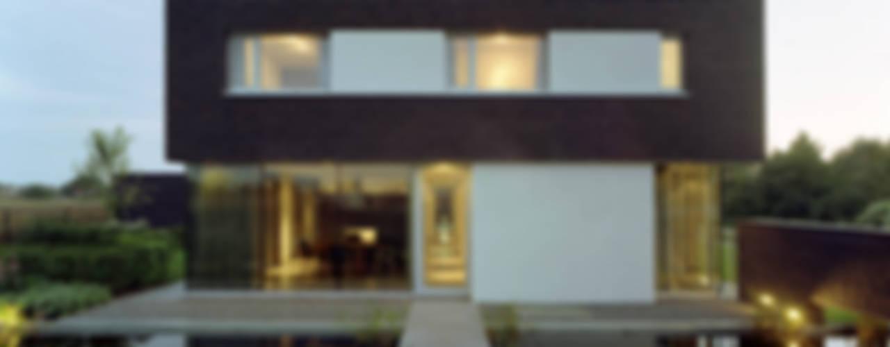 Moderne villa Moderne huizen van Engelman Architecten BV Modern