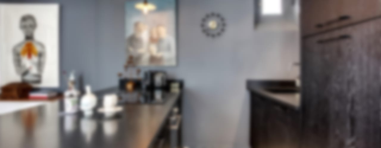 Dapur oleh cristina velani, Modern