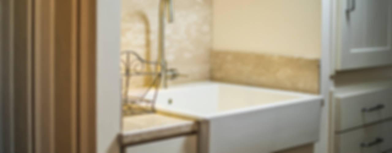 Appartamento Napoli Bagno moderno di Giuliana Andretta Architetto Moderno
